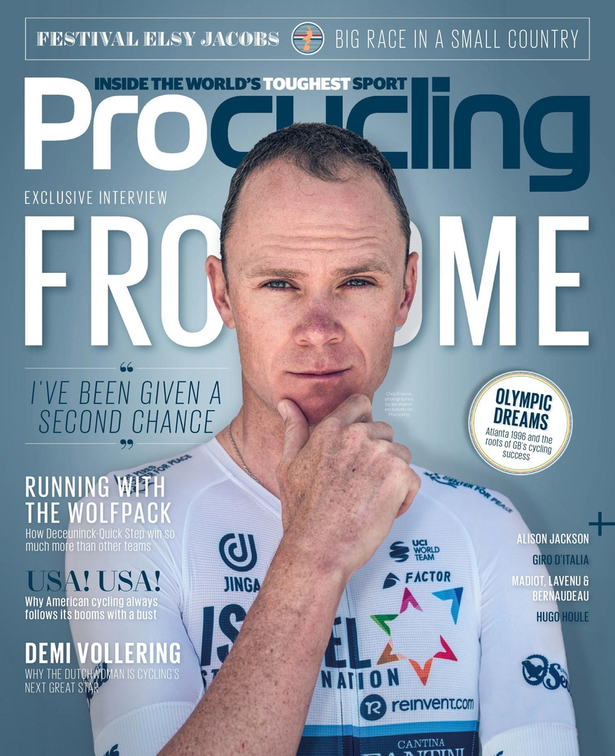 Procycling UK – August 2021