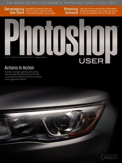 Photoshop User - July 2021