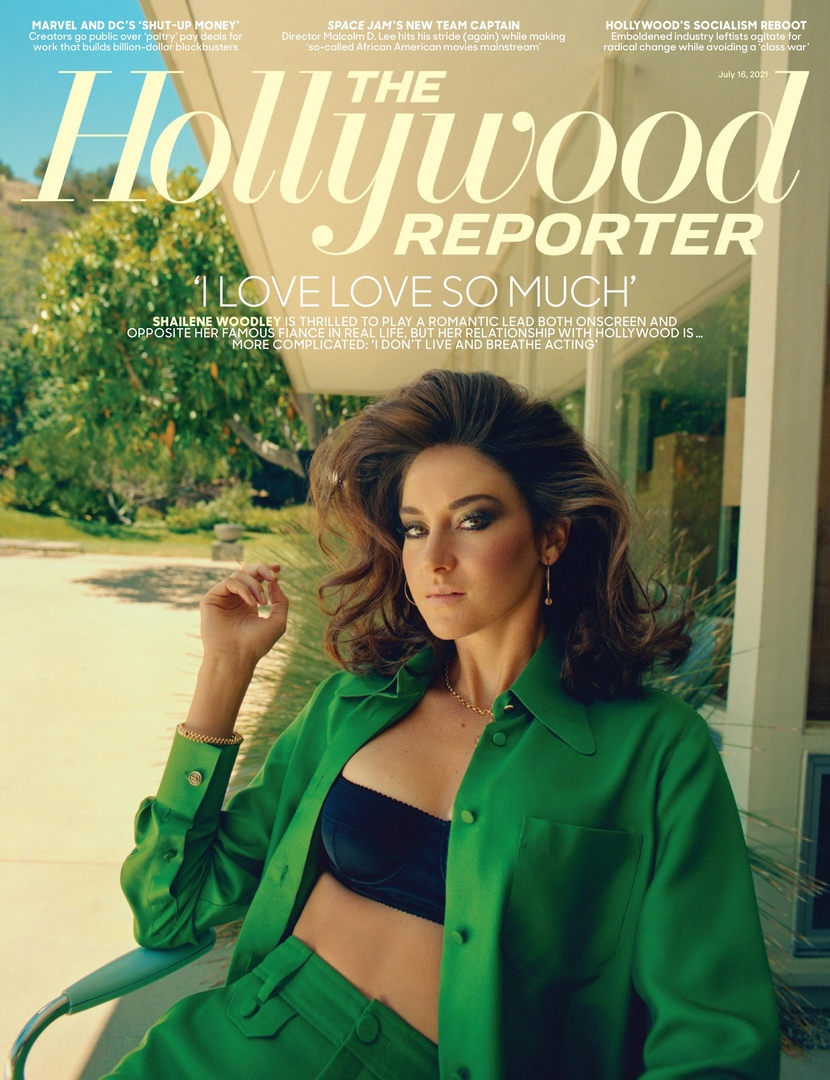 The Hollywood Reporter – July 16 2021