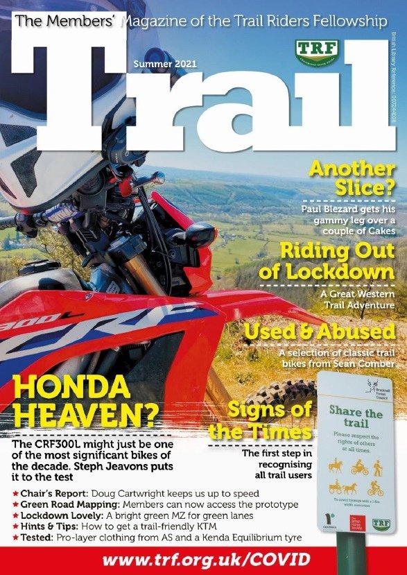 Trail Magazine – Summer 2021
