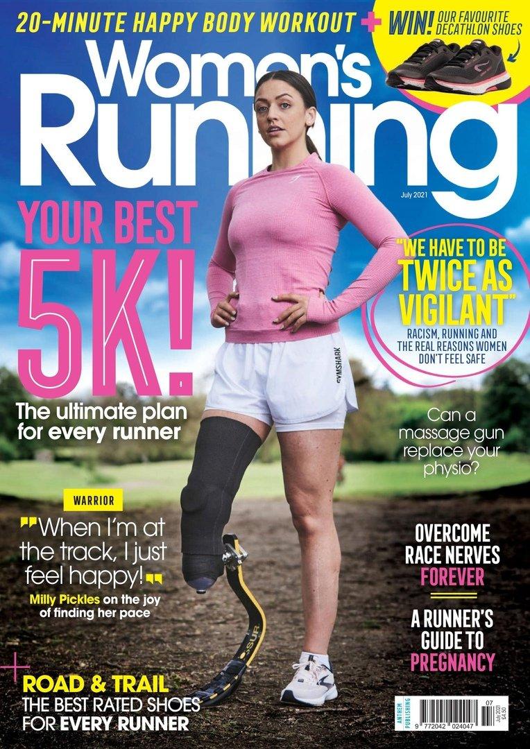 Womens Running – July 2021