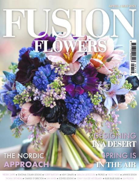 Fusion Flowers – Issue 119 – April-May 2021