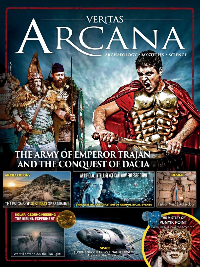 Veritas Arcana English Edition – July 2021