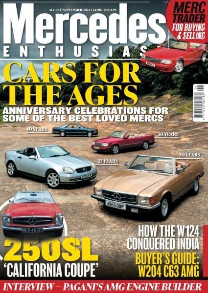 Mercedes Enthusiast – August-September 2021