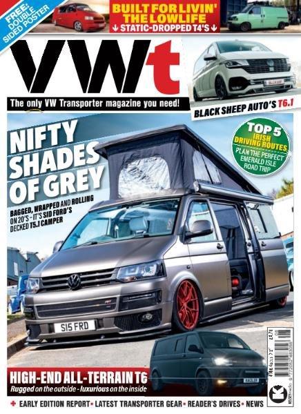 VWt Magazine – Issue 108 – August 2021