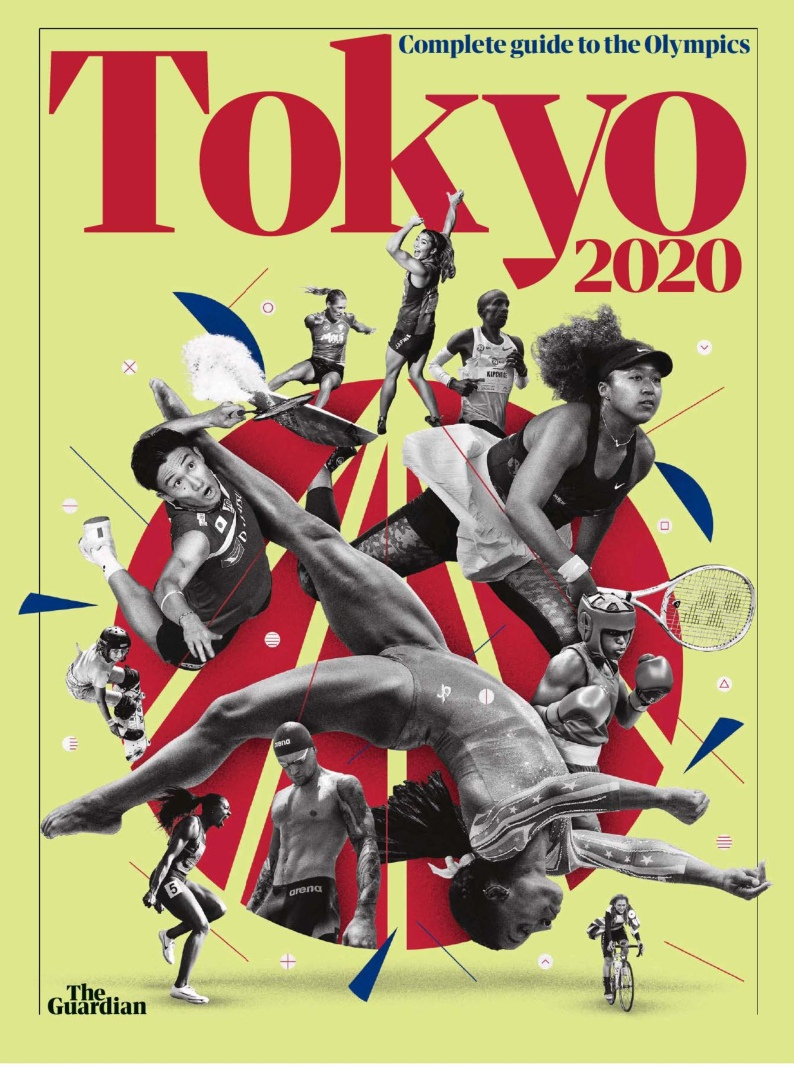 The Guardian Olympics Tokyo 2020 – July 17 2021