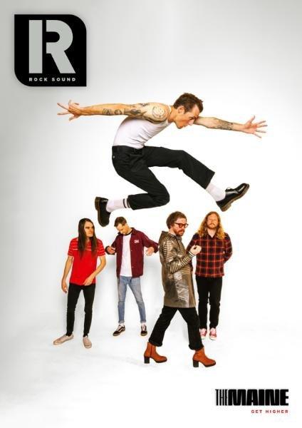 Rock Sound Magazine - Issue 280 - August 2021