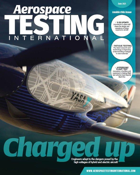 Aerospace Testing International – June 2021
