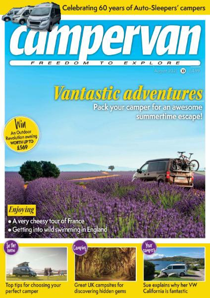 Campervan – August 2021