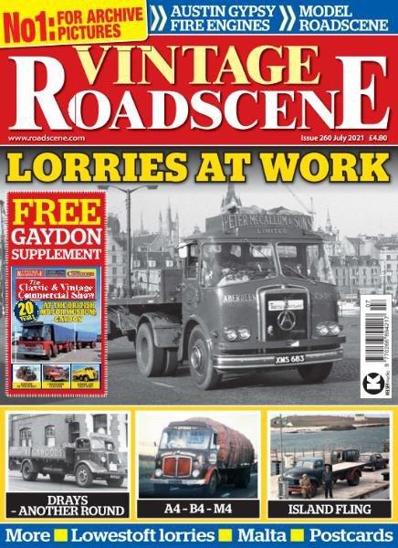 Vintage Roadscene – Issue 260 – July 2021