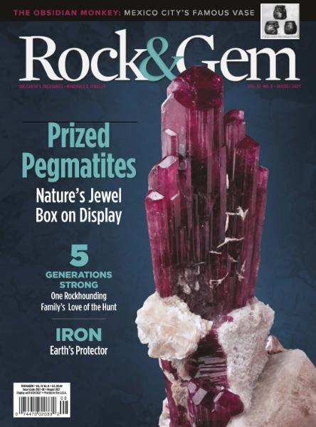 Rock & Gem - August 2021