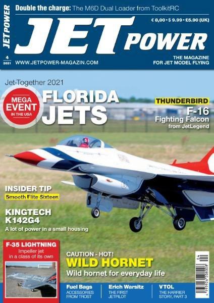 Jetpower – 20 July 2021
