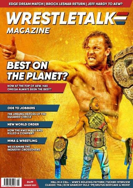 Wrestletalk Magazine – August 2021