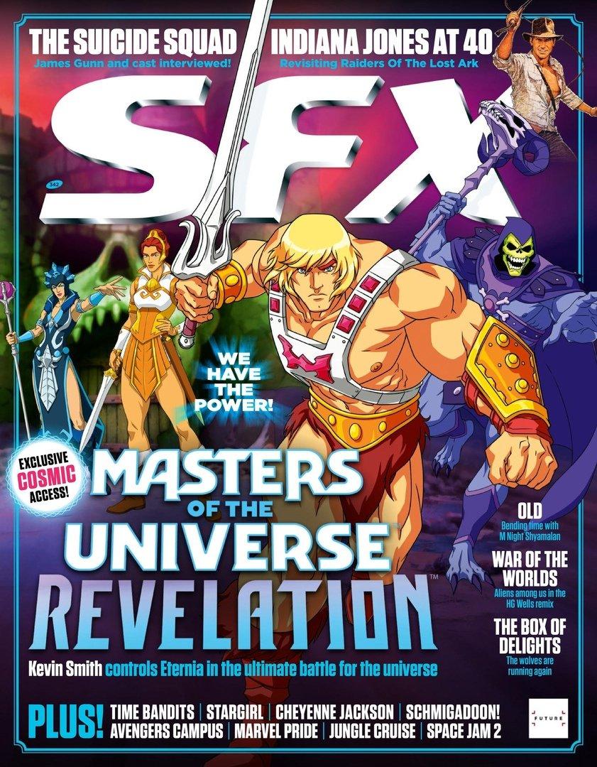 SFX – August 2021