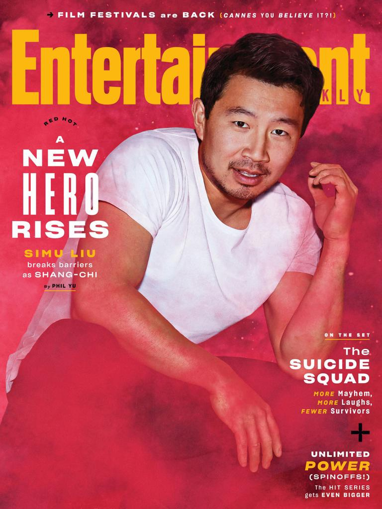 Entertainment Weekly – August 01 2021