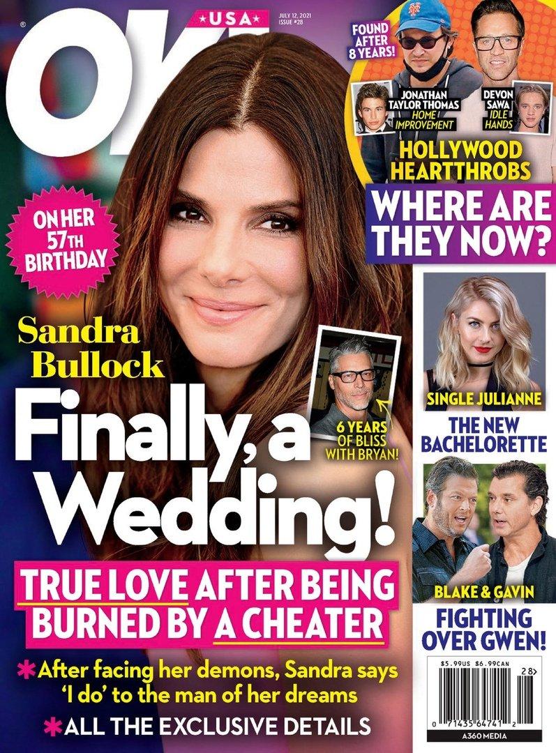 OK Magazine USA – July 12 2021