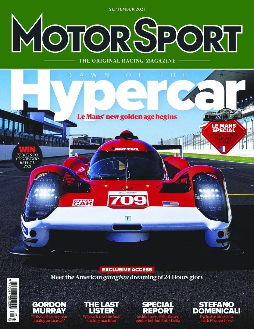 Motor Sport Magazine – September 2021