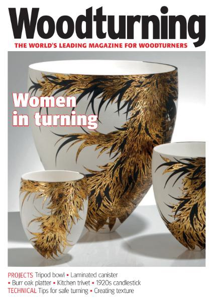 Woodturning – Issue 359 – July 2021