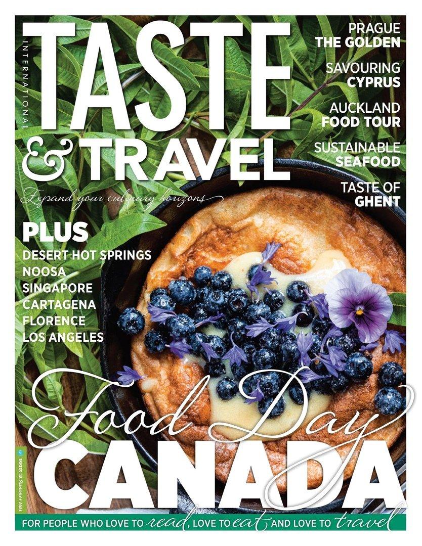 Taste & Travel International - July 2021