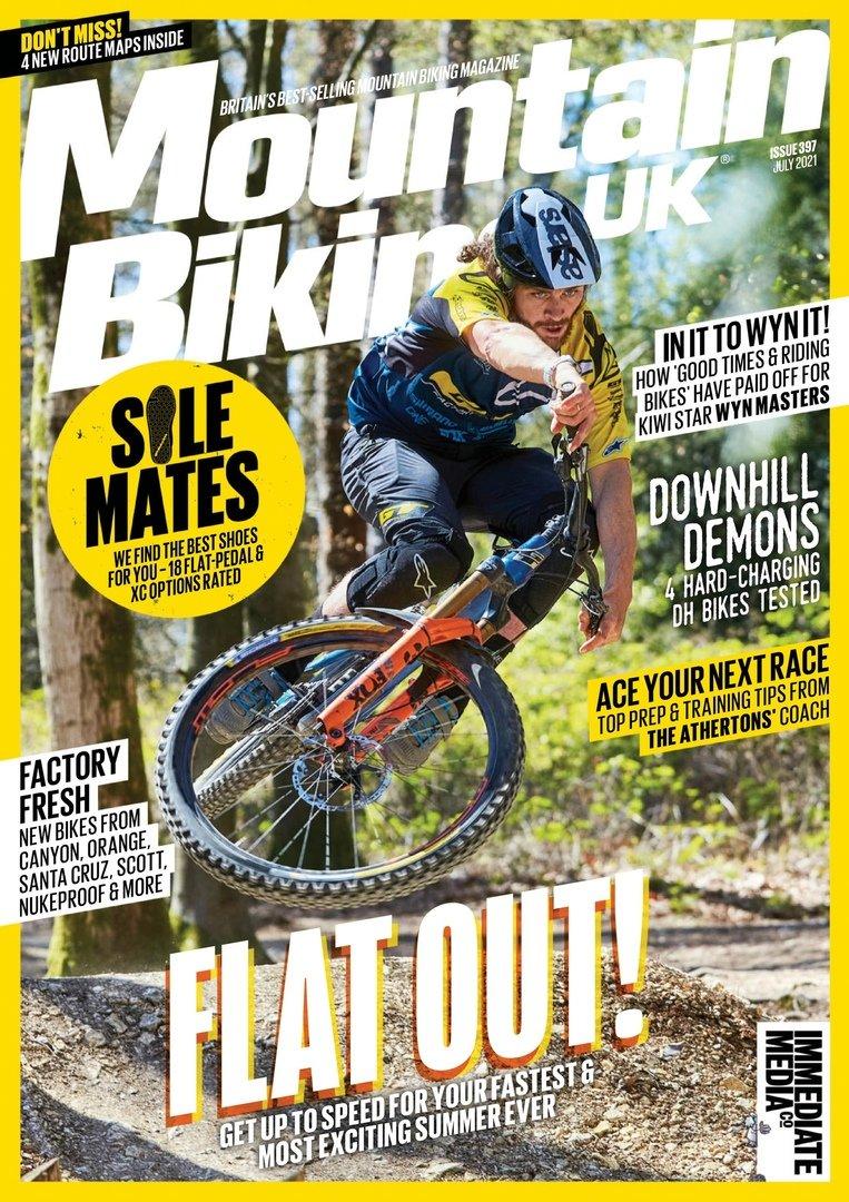Mountain Biking UK - July 2021