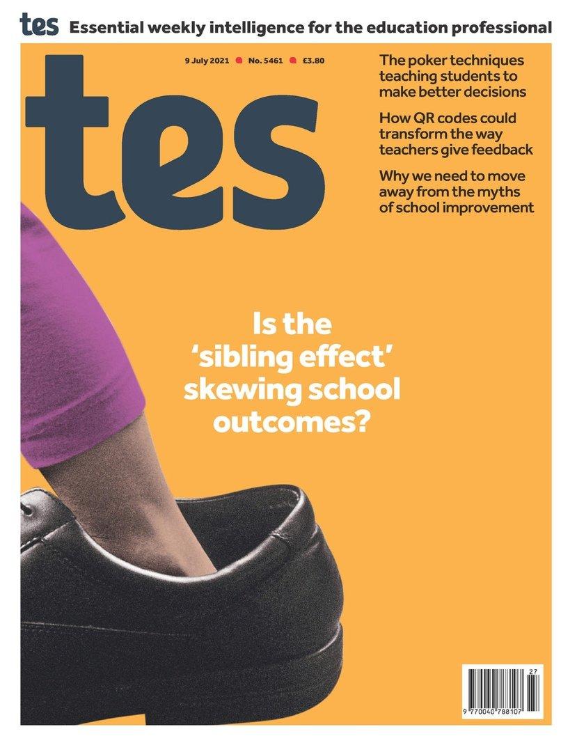 TES Magazine - 09 July 2021