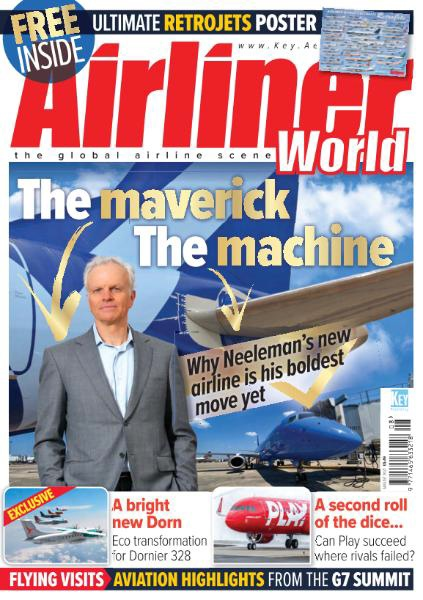 Airliner World – August 2021