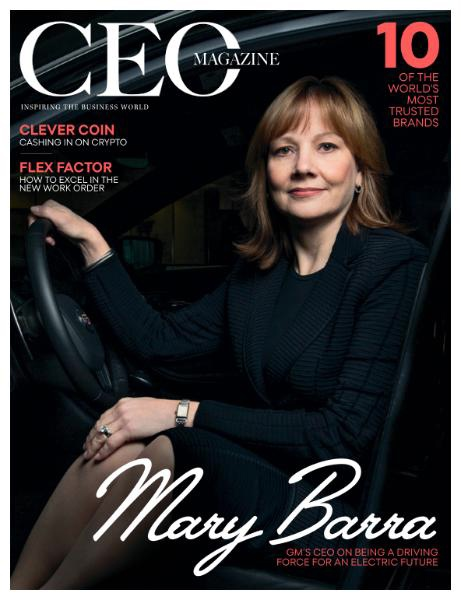 The CEO Magazine Australia & New Zealand – August 2021