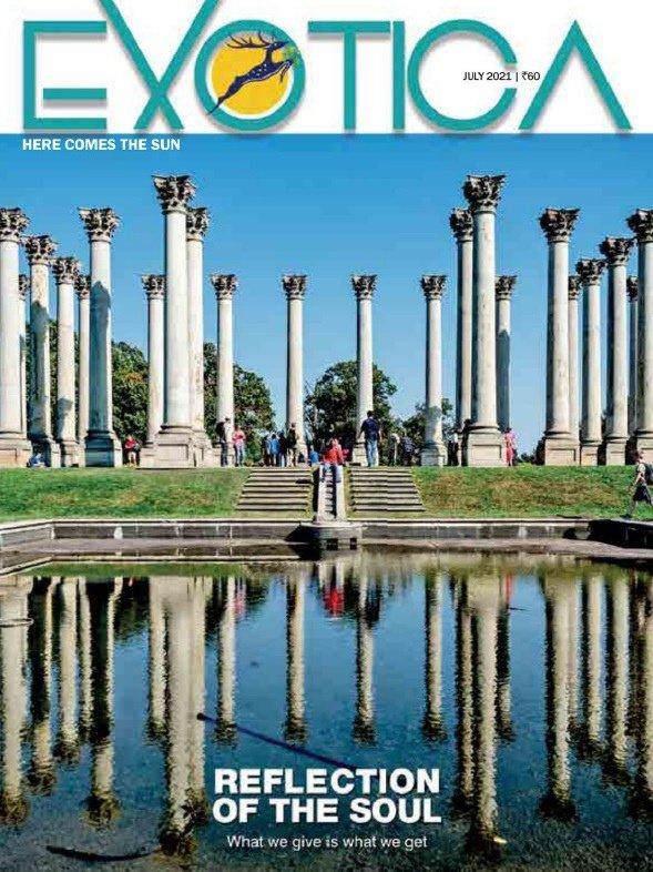 Exotica Magazine - July 2021 PDF download free