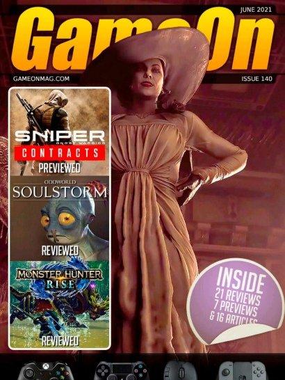 GameOn – June 2021
