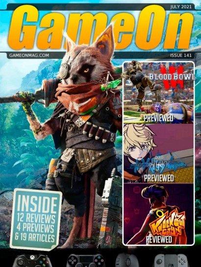 GameOn – July 2021