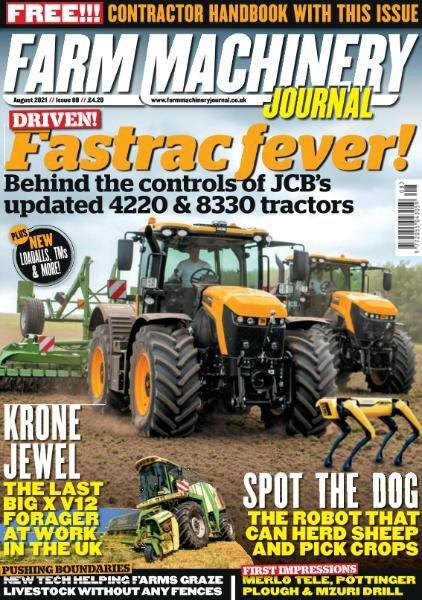 Farm Machinery Journal – August 2021