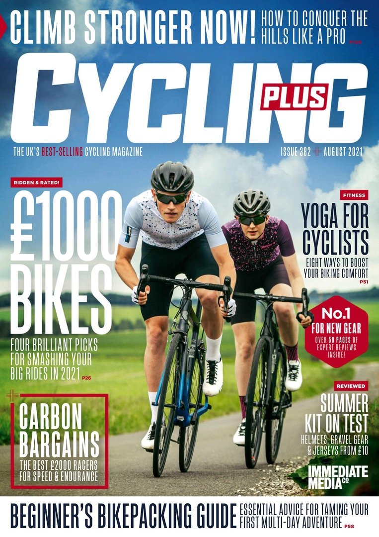 Cycling Plus UK – August 2021