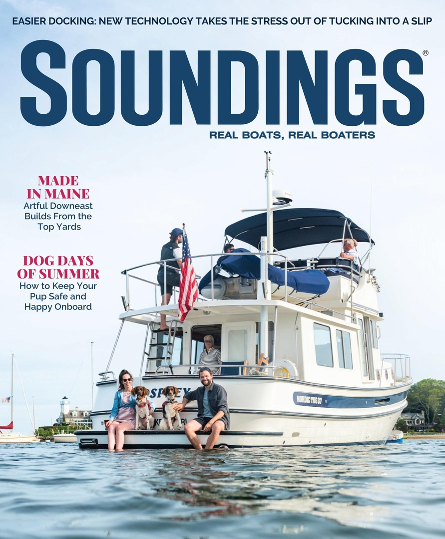 Soundings – August 2021