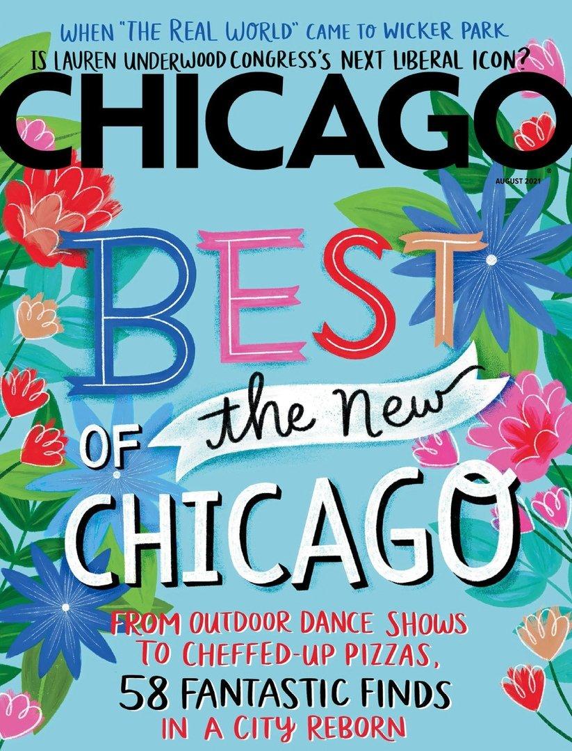 Chicago Magazine – August 2021