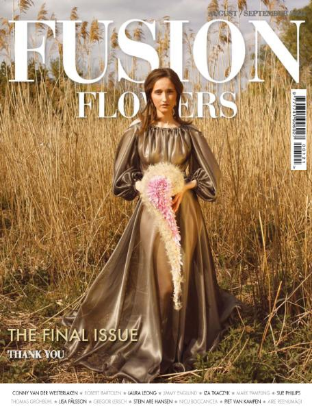 Fusion Flowers – Issue 121 – August-September 2021