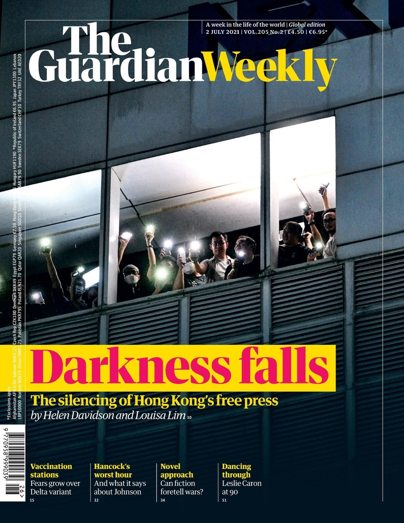 The Guardian Weekly – 02 July 2021