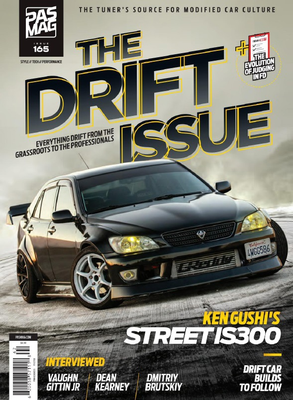 Pasmag – Issue 165 2021 (The Drift Issue)