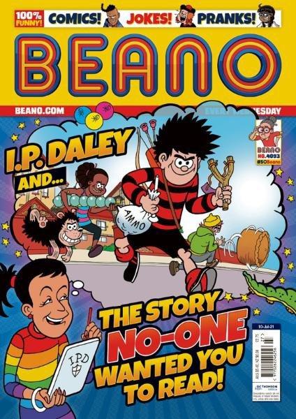 Beano – 10 July 2021