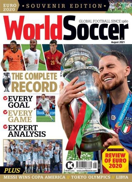World Soccer – August 2021