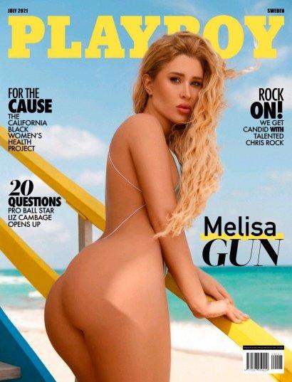 Playboy Sweden - July 2021