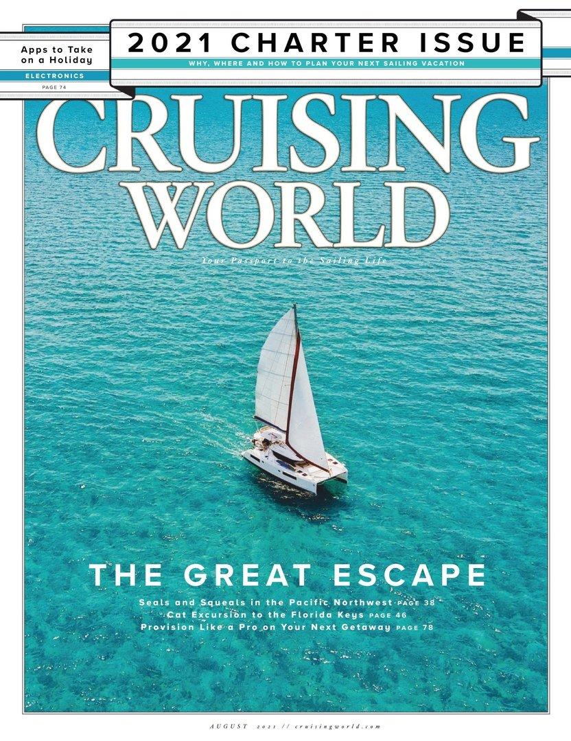 Cruising World – July 2021