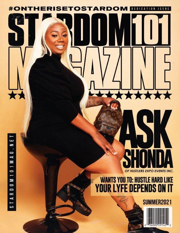Stardom101 Magazine – Summer 2021