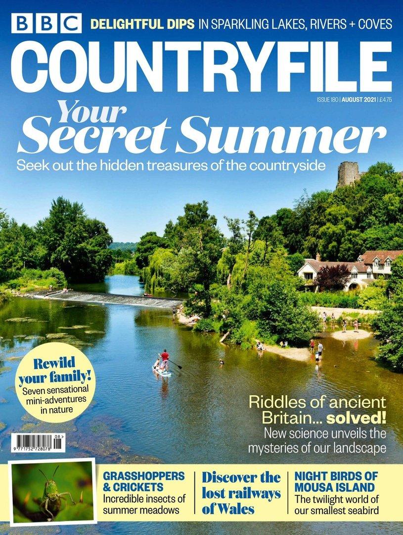 Country File,英国乡村生活,2021年,8月刊(补缺)583 作者:思秋悟春 帖子ID:264624