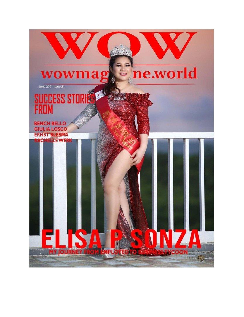 Wow Magazine - 06 July 2021