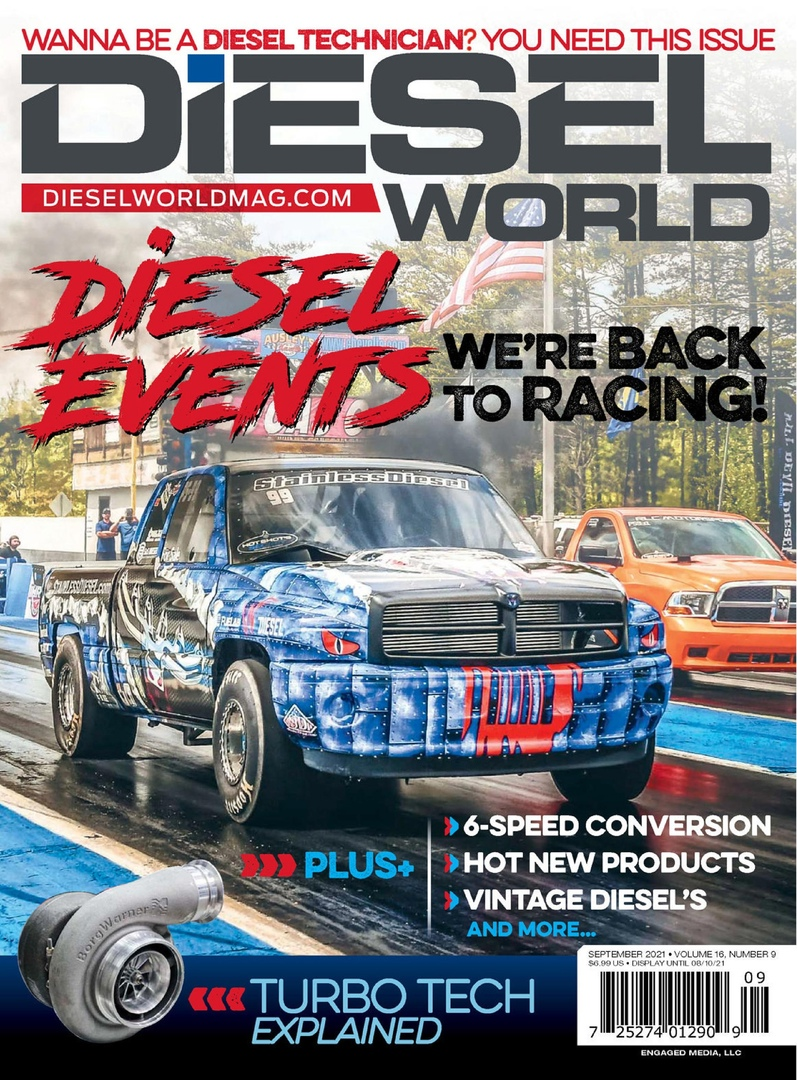 Diesel World – September 2021