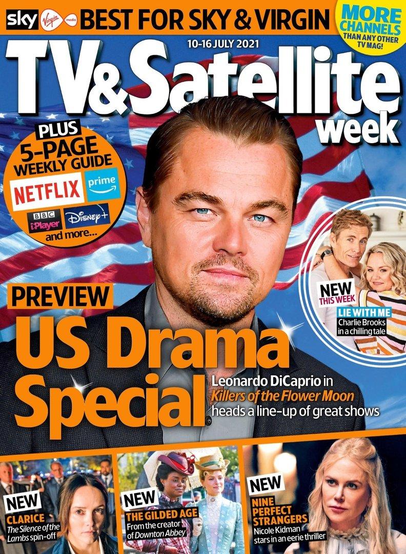 TV & Satellite Week - 10 July 2021
