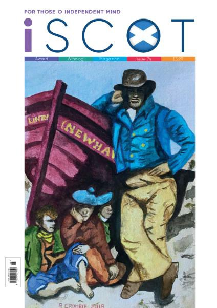iScot Magazine – Issue 74 – July 2021