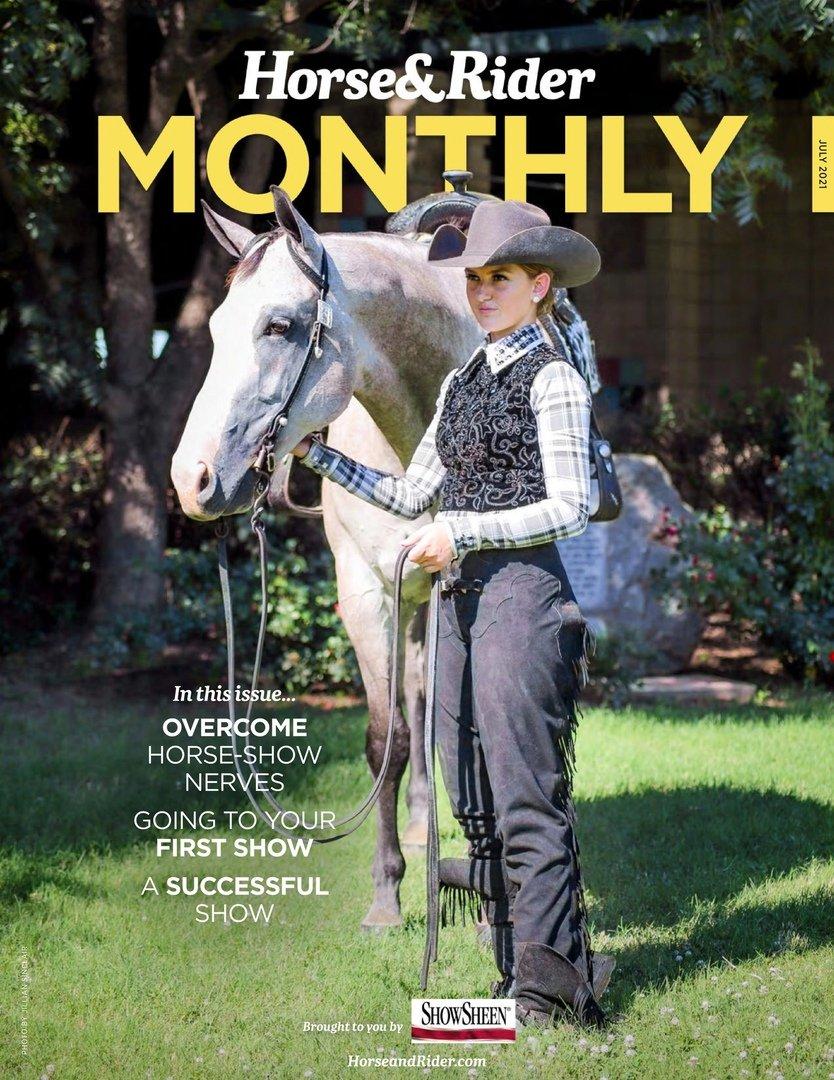 Horse & Rider USA - July 2021