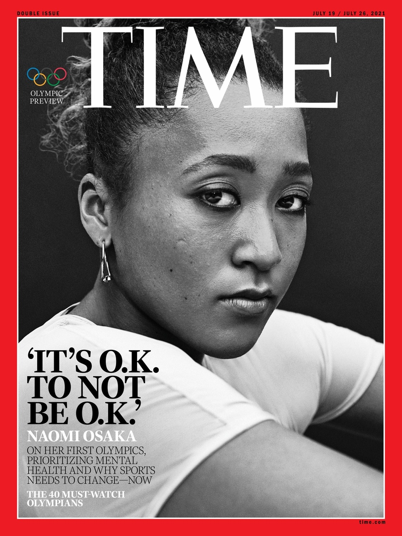 Time USA - July 19, 2021