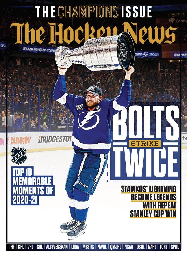 The Hockey News – July 09 2021